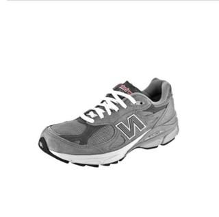 new balance 990系列 男士跑鞋 M990BG3 V3/灰 41