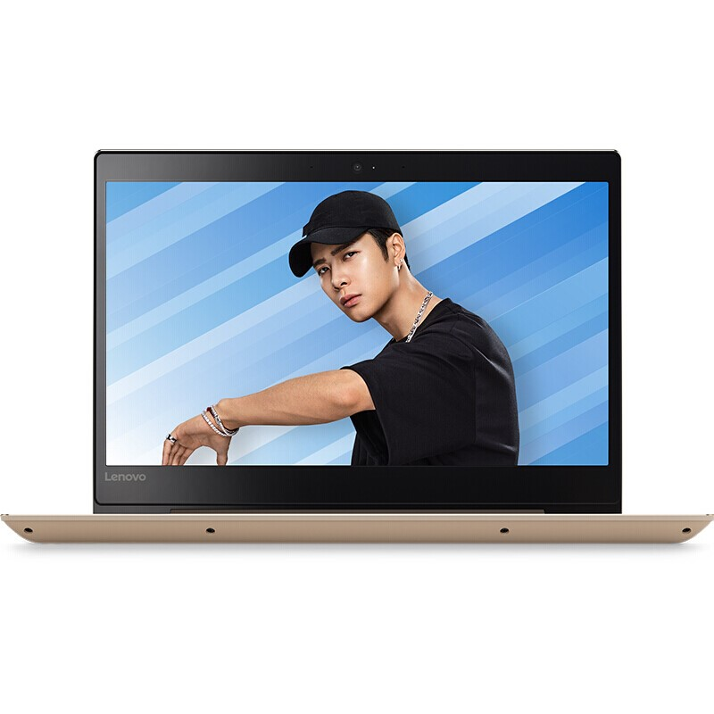 Lenovo 联想 小新潮7000 14英寸 笔记本电脑 (火花金、酷睿i5-7200U、8GB、256GB SSD、核显)