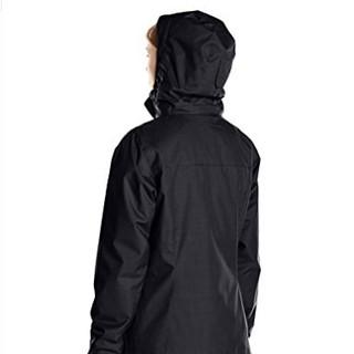 Columbia 哥伦比亚 女士运动夹克 WL7156 黑色 S