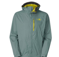 THE NORTH FACE 北面 A3ZV  男士冲锋衣 10110A3ZV 灰蓝 S