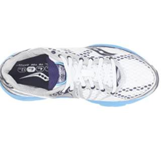 saucony 索康尼 Triumph 10 女士跑鞋 象牙色 35.5