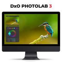 DxO PhotoLab 3 图像软件