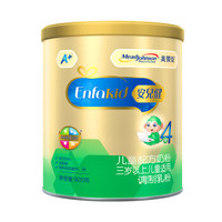 MeadJohnson Nutrition 美赞臣 安儿健A+ 儿童配方奶粉 4段 900g *5件