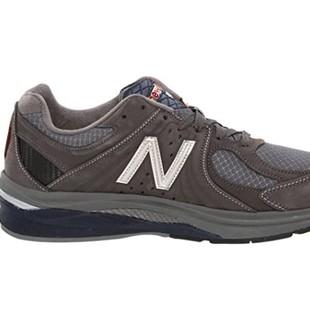 new balance M2040 男士跑鞋 灰色/蓝色/银色 40