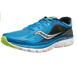 saucony 索康尼 Kinvara 5 男士跑鞋 蓝色/黑色 42.5