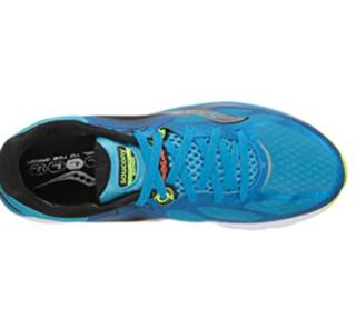 saucony 索康尼 Kinvara 5 男士跑鞋 蓝色/黑色 43