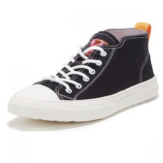 热风 H045M9330501 男款时尚休闲板鞋
