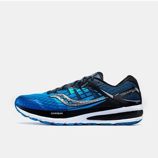 saucony 索康尼 Triumph ISO 2 男士跑鞋 S20290-4 蓝/黑/银 42.5