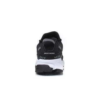 SKECHERS 斯凯奇 Stamina 男士跑鞋 666028/BLK 黑色/白色 41