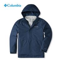 Columbia 哥伦比亚 XE1504 户外热能羽绒三合一冲锋衣