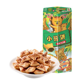 Lotte 乐天 小熊夹心饼干 37g/盒 *3件