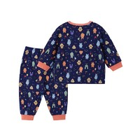 京东PLUS会员:YEEHOO 英氏 儿童可爱印花套装