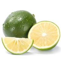 芬果时光 新鲜海南青柠檬 单果约60-130g 1斤 *5件
