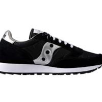 saucony 索康尼 Jazz Original 男士休闲运动鞋 S70485-3 黑银 39