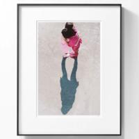 PICA Photo 拾相记 乌克兰艺术家 列娜·博格列布娜娅《青春 40号》28 x 33 cm 无酸装裱 50版
