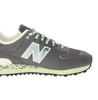 new balance ML574 男士跑鞋 黑色 41