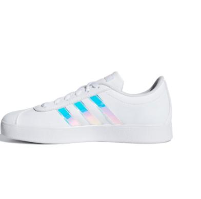 adidas NEO Grand Court 女士运动板鞋 EE9689 白色 36