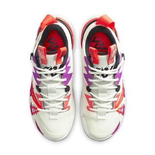 AIR JORDAN Jordan Why Not Zer0.3 男士篮球鞋 CK6612-101 粉紫 41