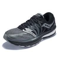 saucony 索康尼 Hurricane ISO 2 男士跑鞋 S20333-1 黑/灰 40.5