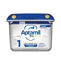 Aptamil 爱他美 白金版婴幼儿奶粉 1段 800g/罐