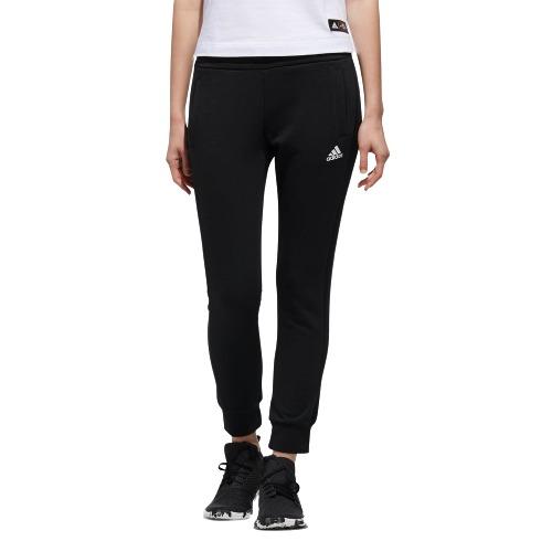 adidas 阿迪达斯 Knit 3S Pant 女士运动裤 DW5731 黑 S
