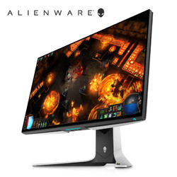 Alienware 外星人 AW2721D 27英寸IPS显示器(2K、240Hz、HDR600)