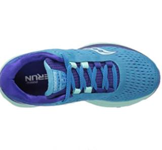 saucony 索康尼 Breakthru 3 女士训练鞋 S10358-4 蓝色/薄荷色 36