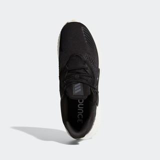 adidas 阿迪达斯 Alpha Bounce 2019 男士跑鞋 D96524 黑灰