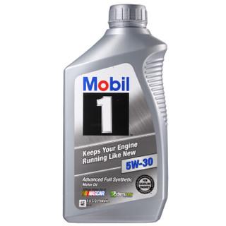 Mobil 美孚 1号 5W-30 SN 全合成机油 946ml *13件
