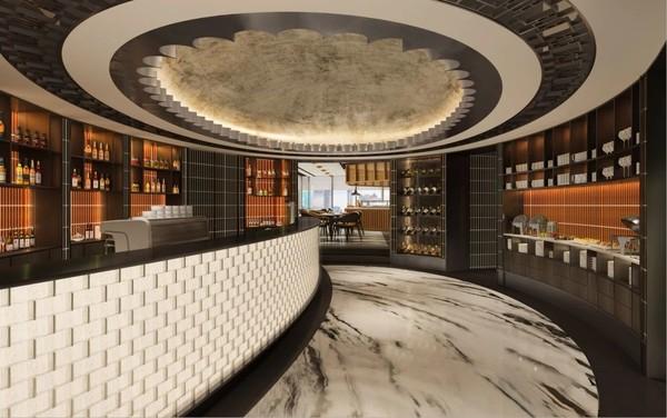 56层俯瞰魔都+波龙+大闸蟹人人有!上海金茂君悦大酒店 56层云端自助餐
