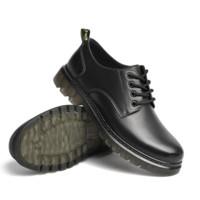BELLE 百丽 86181CM0 商务休闲皮鞋