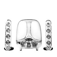 Harman Kardon 哈曼卡顿 Soundsticks Wireless 蓝牙音箱 透明