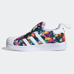 adidas 阿迪达斯 三叶草SUPERSTAR 360 儿童经典运动鞋