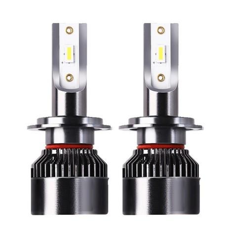京东PLUS会员:CHIEF 车仆 LED大灯 多种型号 单支 *4件