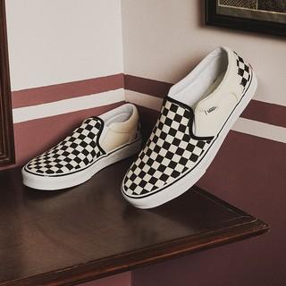 22点截止、双11预售 : Vans 范斯 VN000SEQIPD 男士帆布鞋
