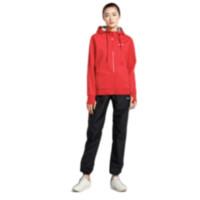 LI-NING 李宁 足球系列 女士运动夹克 AWYN014-2 红色 S