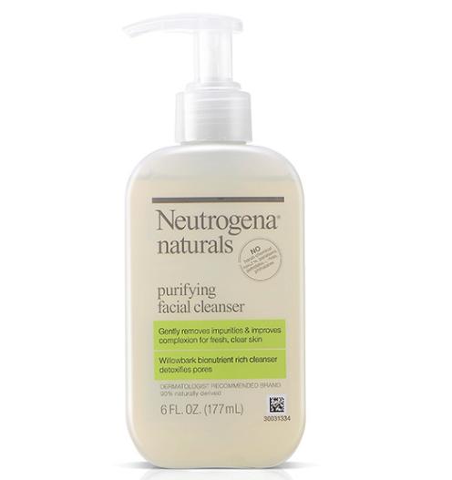 Neutrogena 露得清 天然净化洁面乳 177ml