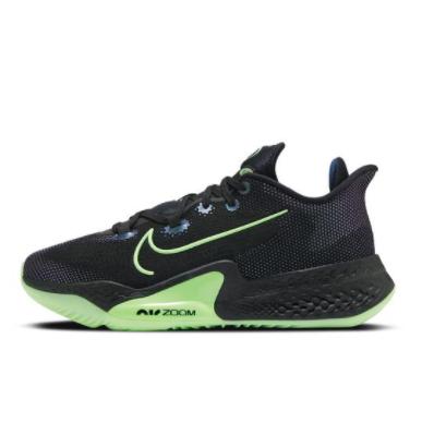 NIKE 耐克 Air Zoom BB Nxt 男士篮球鞋 CK5708-001 黑色/绿色 43