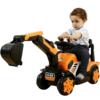 LIVING STONES 活石 BJ-5188 儿童电动玩具挖掘机 全电动款(可充电+电动挖臂+音乐彩灯+大礼包)