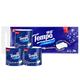 得宝(Tempo) 卷纸 4层*160g*10卷 有芯卷筒卫生纸纸巾 天然无香-柔韧升级 *3件 99.7元(合33.23元/件)