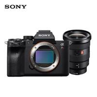 SONY 索尼 ILCE-7RM4 A7R4 全画幅微单相机 + SEL1635GM广角定焦镜头套装