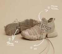 ANTA 安踏 玩家3代 912031657 男士减震低帮球鞋