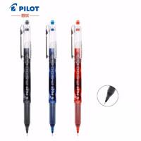 日本百乐(PILOT)BL-P50/P500中性笔0.5mm顺滑针管笔中性笔水笔签字笔