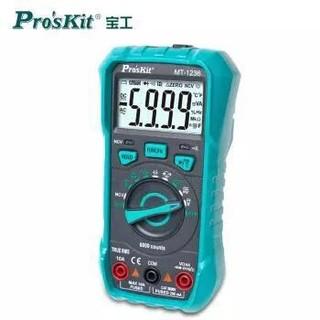 Pro'sKit 宝工 MT-1236-C 自动量程数字万用表 *3件