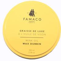 FAMACO进口貂油油蜡皮牛皮皮包皮具护理油植鞣革护理上光保养油