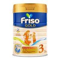 Friso 新加坡版 美素佳儿 金装 婴儿奶粉 3段 900g *4件
