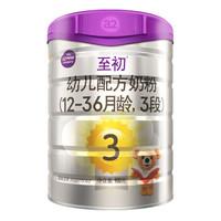 a2 至初 幼儿配方奶粉 3段 900g *2件