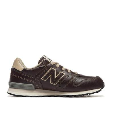 new balance 368系列 中性跑鞋 M368LBR 棕色 42