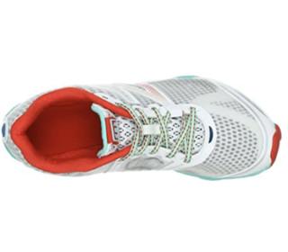 new balance 1010系列 W1010 minimus 女士跑鞋 W1010WB 白色/蓝色 36