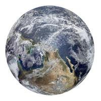 OLOEY 3D卡通定制平面拼图 地球拼图 1000片